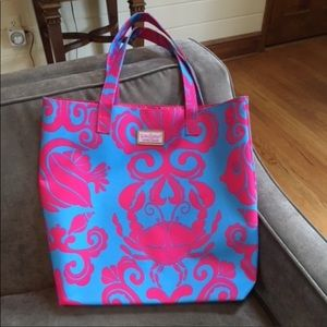 Lilly Pulitzer for Ester Lauder Tote/Beach Bag
